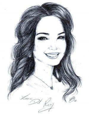ballpoint pen drawings | Lilly Borgmann
